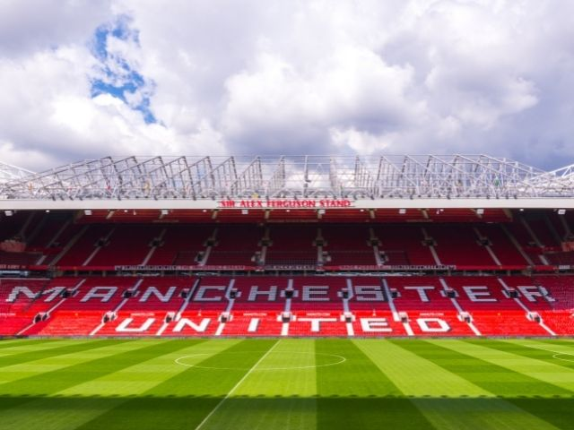 Old Trafford Stand